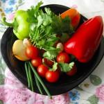 Скороспелые овощи